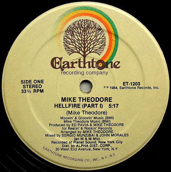 Mike Theodore Hellfire