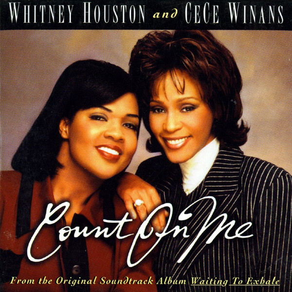 Whitney Houston Count On Me Records Lps Vinyl And Cds