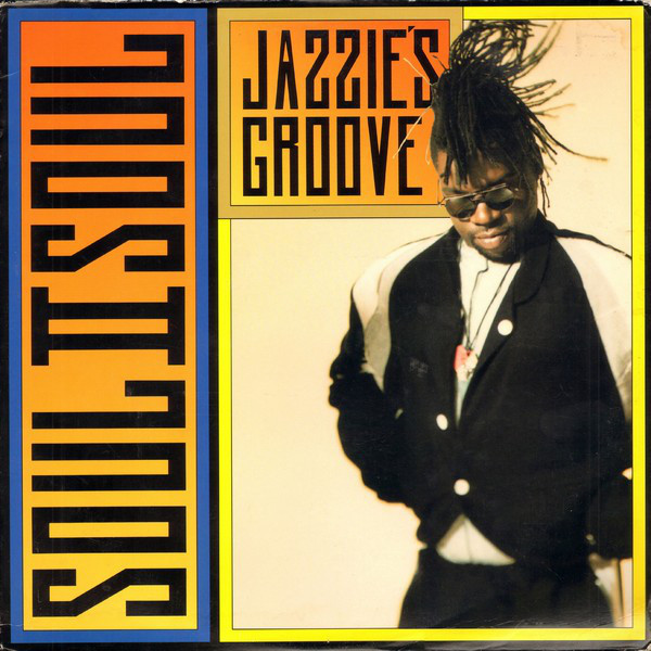 Soul II Soul - Jazzie's Groove Record