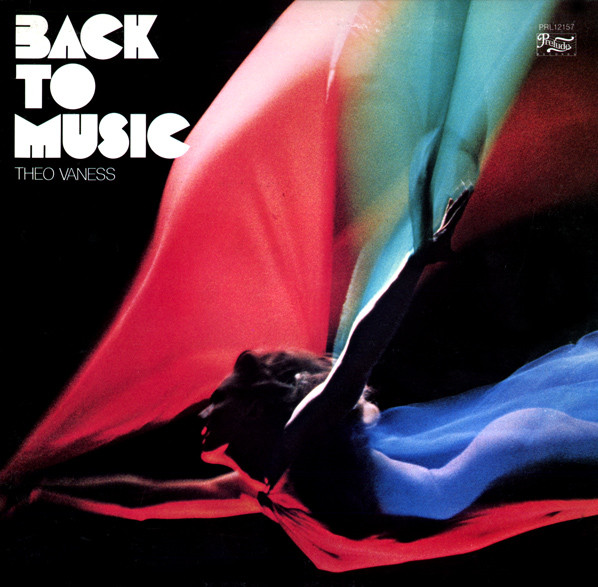 Theo Vaness - Back To Music Record