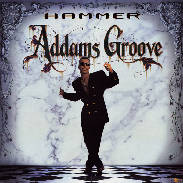 Hammer - Addams Groove Record