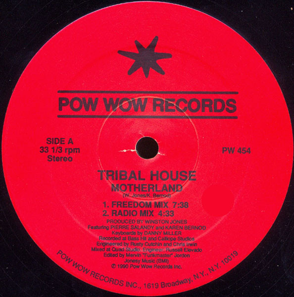 Tribal house motherland records lps vinyl and cds for Tribal house music