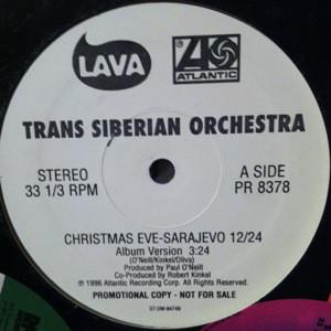 Trans-Siberian Orchestra - Christmas Eve-sarajevo 12/24