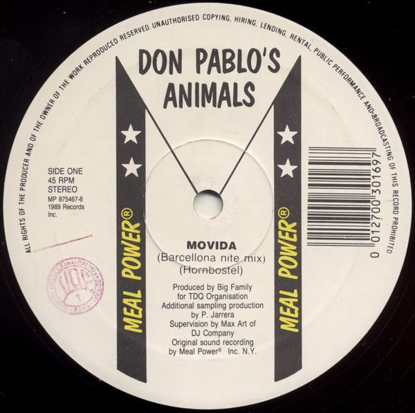 Don Pablo's Animals - Long Train Running