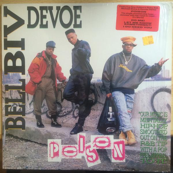 Bell Biv Devoe - Poison CD