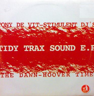 Tony De Vit - Starlight / To The Limit