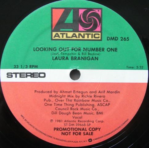 Laura Branigan -  vinyl records and cds