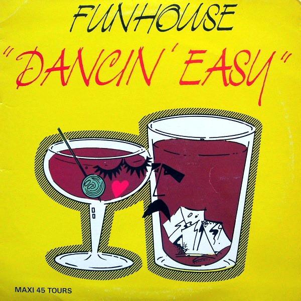 Funhouse Feat. Kenneth Sherman - Dancin' Easy