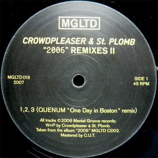 Crowdpleaser / Oktay Uzcan - Right Beside You / Haunted EP