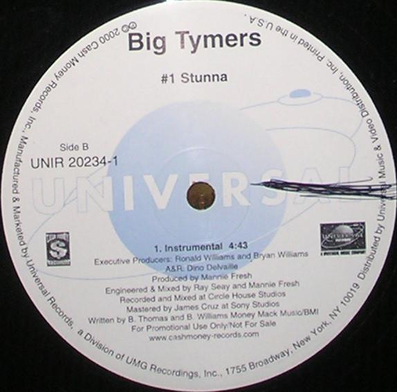 Big Tymers - 10 Wayz