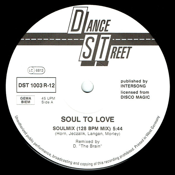Soul To Love - Soul Mix CD
