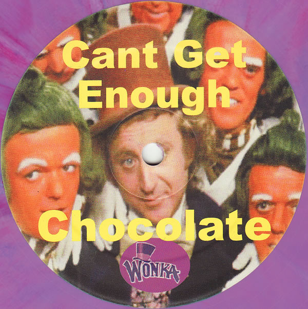 Soulsearcher / Chocolate Puma - Can't Get Enough Chocolate