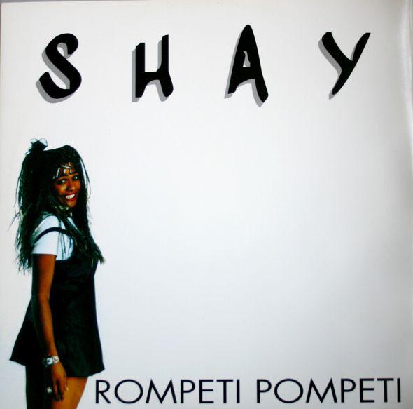 Shay - Rompeti Pompeti Album
