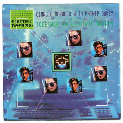 Giorgio Moroder Phil Oakey Together In Electric Dreams