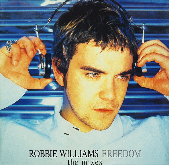 Robbie Williams - Freedom (the Mixes)