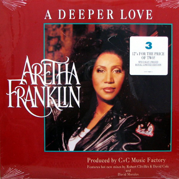 Aretha Franklin - Willing To Forgive / Jump To It