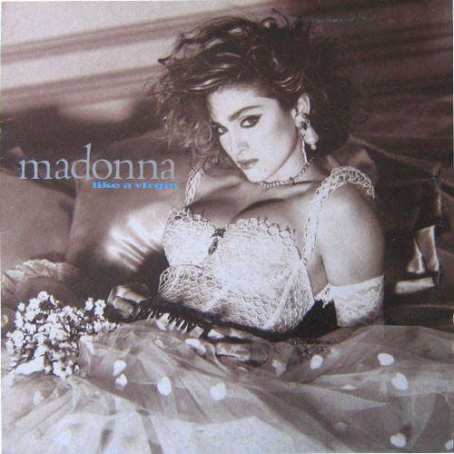 Madonna - Like A Virgin Album