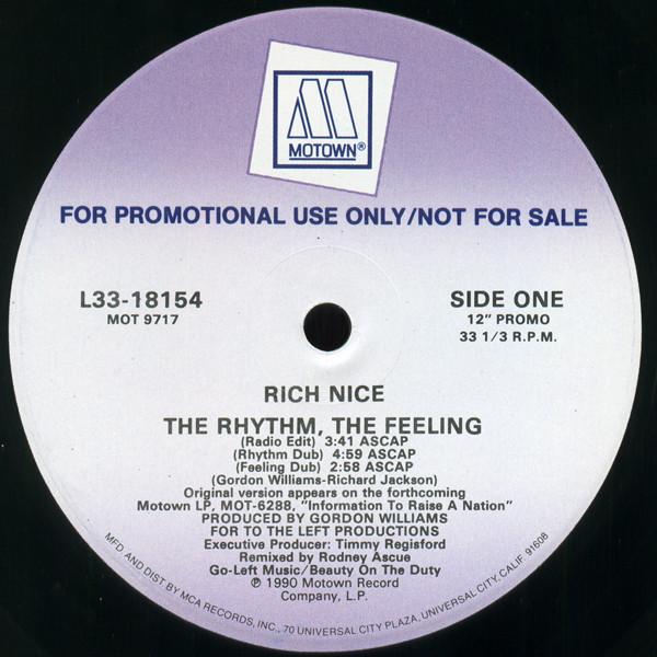 The Rhythm, The Feeling