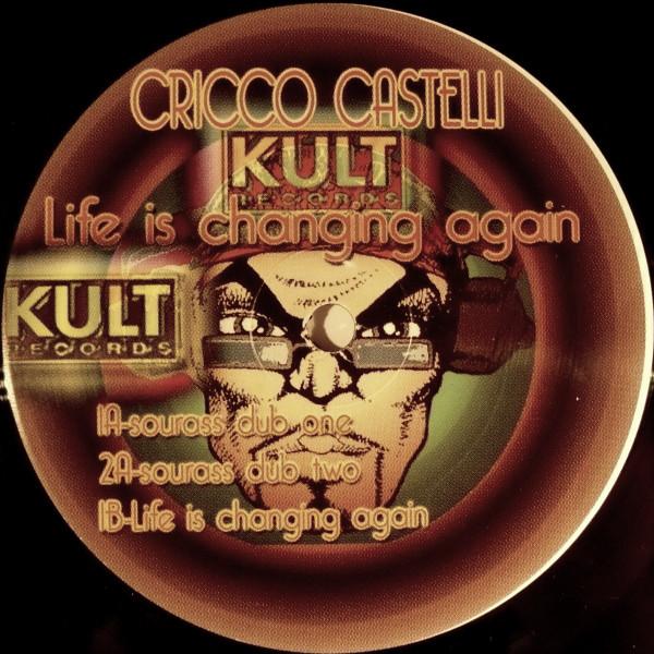 Cricco Castelli - To The Sun EP