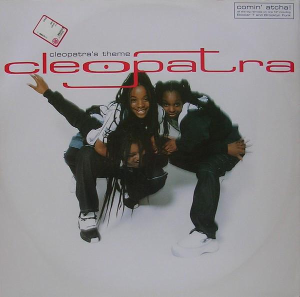 CLEOPATRA - Cleopatra's Theme - Maxi 45T
