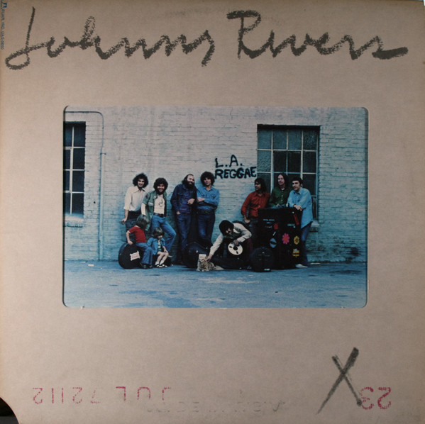 Johnny Rivers L A Reggae Records Lps Vinyl And Cds