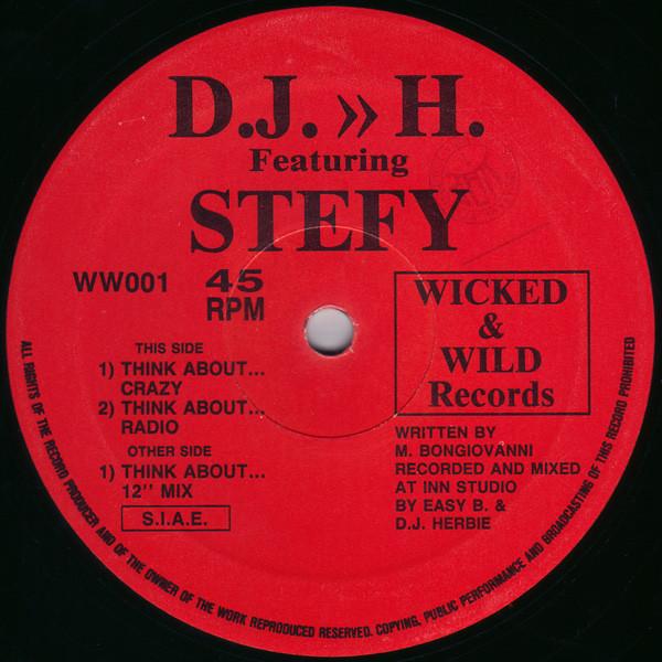 DJ H. Feat. Stefy I Like It