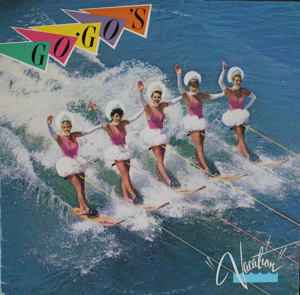 Go-Go's - Vacation Record