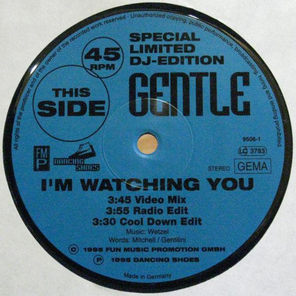 Gentle - I'm Watching You