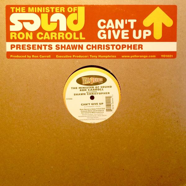 Ron Carroll - Pressing On