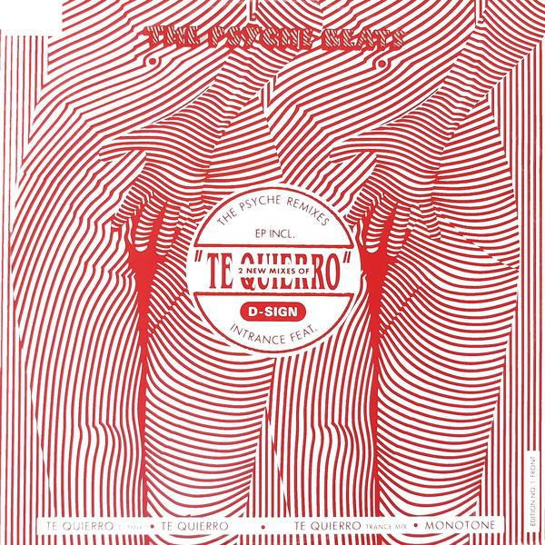 Intrance feat. D-Sign - Te Quierro (The Psyche Remixes)