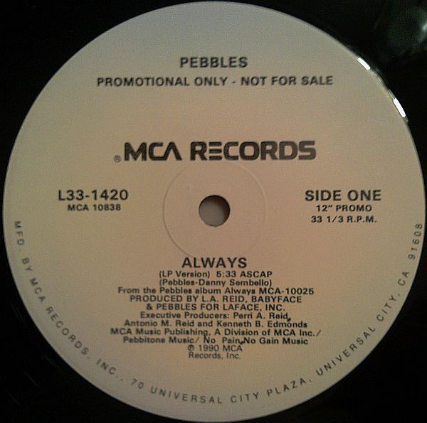 Pebbles Always Records Lps Vinyl And Cds Musicstack
