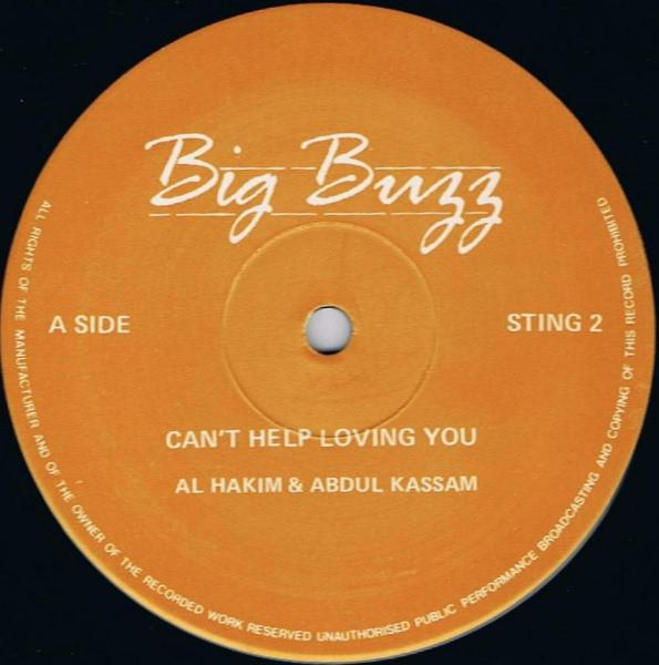 Al Hakim & Abdul Kassam - Can't Help Loving You