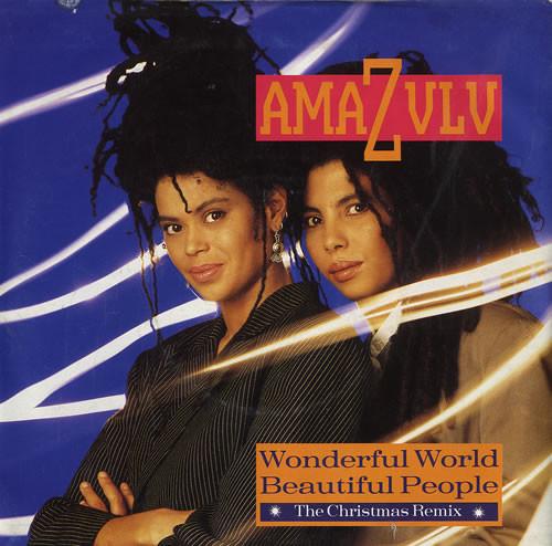 Wonderful World Beautiful People