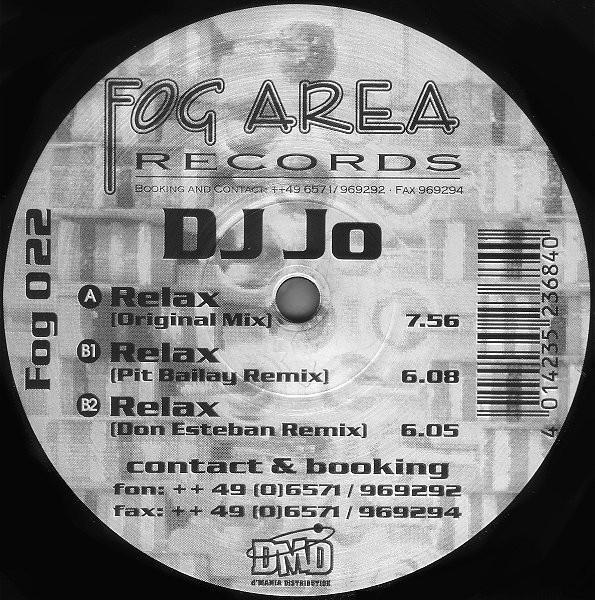 DJ Jo vs. Tom-X - This Is Your Fantasy