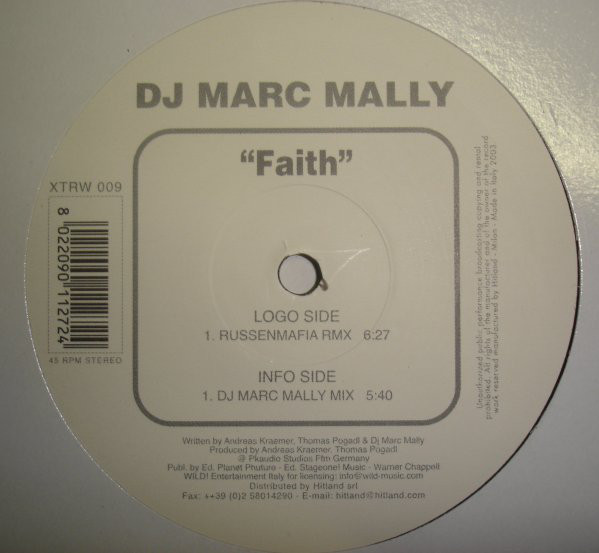 DJ Marcelle/Another Nice Mess - Meets Most Soulmates At Faust Studio Deejay Laboratory