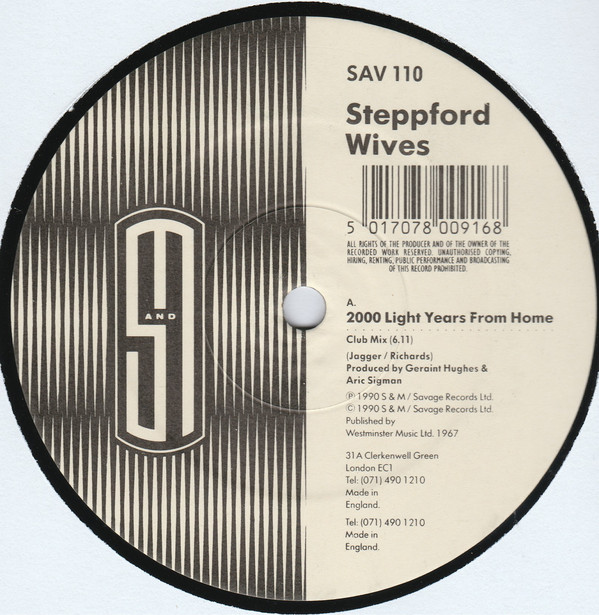 Steppford Wives - Steppford Wives