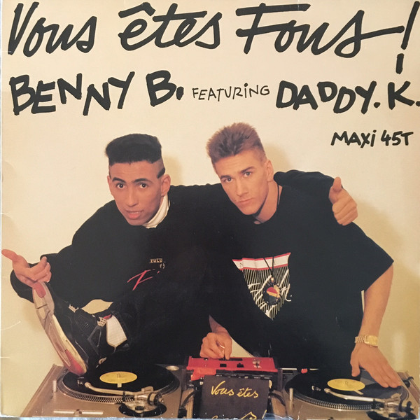 Benny B and Perfect - Perfect Daddy K Et Moi