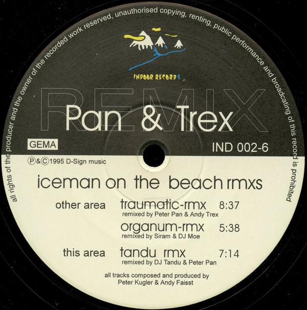 Iceman On The Beach