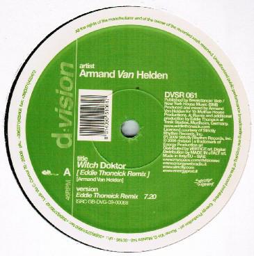 Witch Doktor (eddie Thoneick Remix) - Armand Van Helden