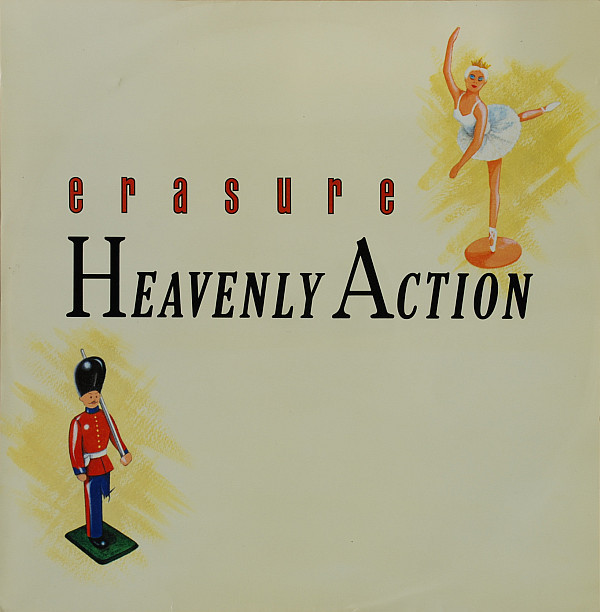 Erasure - Heavenly Action