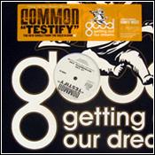 Common - Testify Album