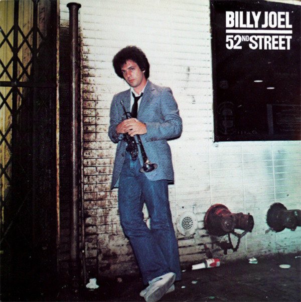 Billy Joel - 52nd Street Record
