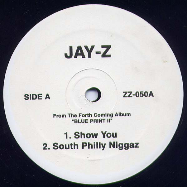 Jay z blueprint 2 records lps vinyl and cds musicstack jay z blueprint sampler malvernweather Image collections