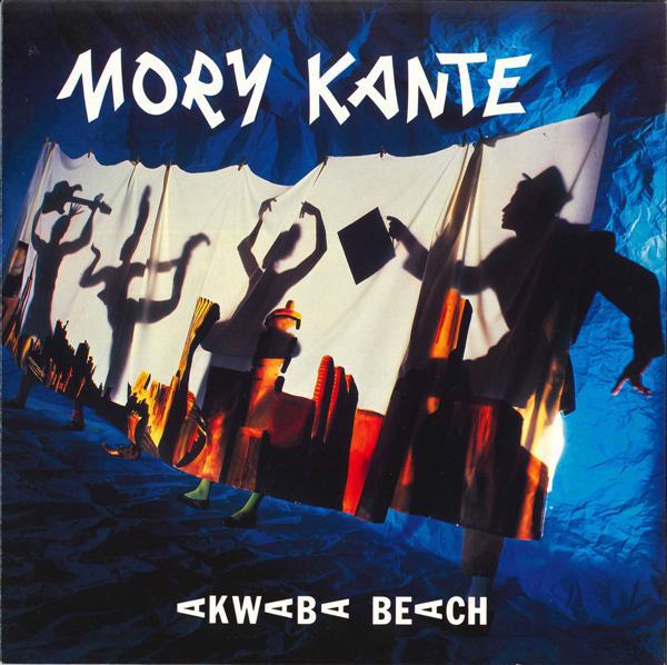 Mory Kanté - Akwaba Beach EP
