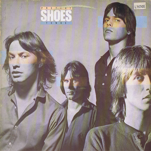 Shoes - Present Tense Record