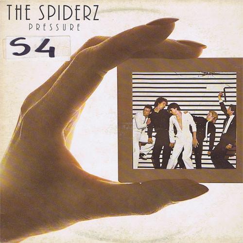 Spiderz, The - Pressure