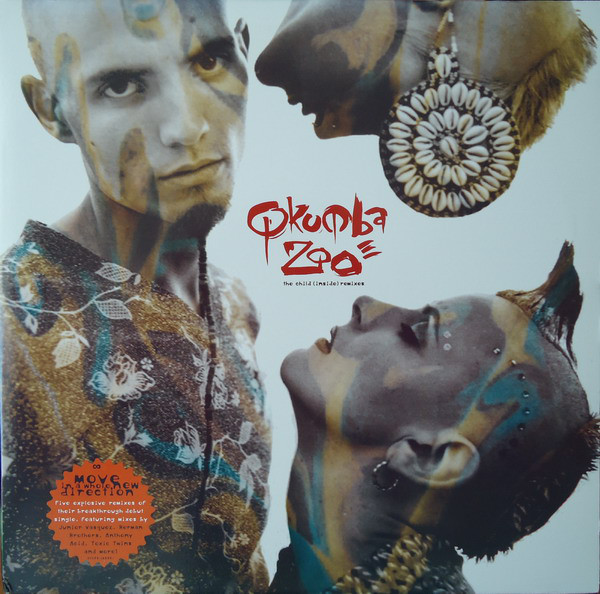 The Child (inside (remixes)) - Qkumba Zoo
