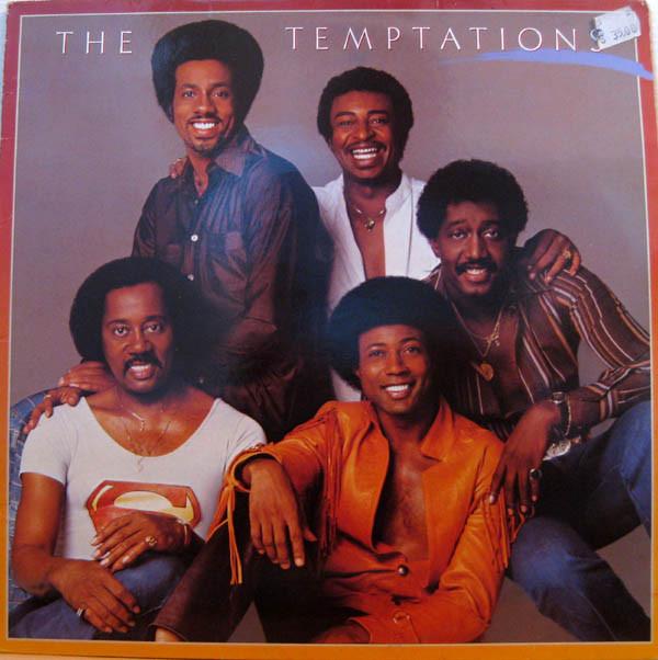 Temptations Temptin Temptations Records Lps Vinyl And