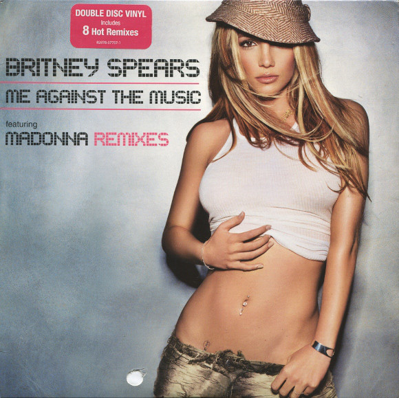 Britney Spears Me Against The Music Records Lps Vinyl