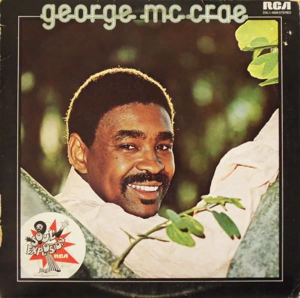 MCCRAE GEORGE - George McCrae - 33T